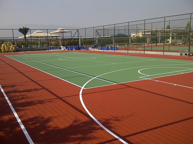 Basketbol Sahalari Rs 1