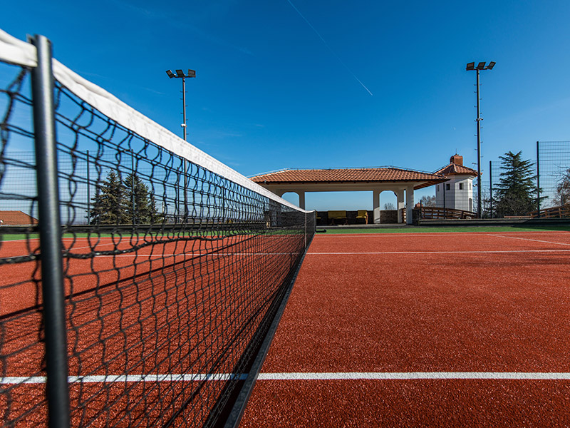 Kapali Tenis Kortlari Rs 3