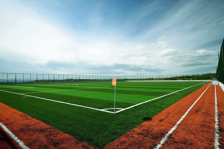 catalca ihsaniye fifa futbol sahasi 2