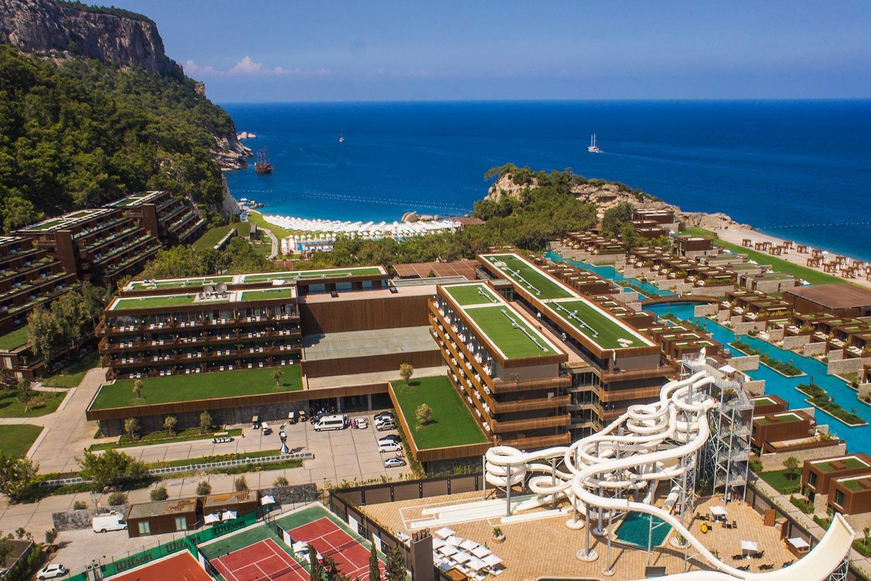 maxx royal resorts bahce peyzaj 4